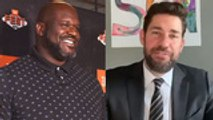 John Krasinski Spreads 'Some Good News,' Shaquille O'Neal Defends 'Tiger King' Appearance & More | THR News