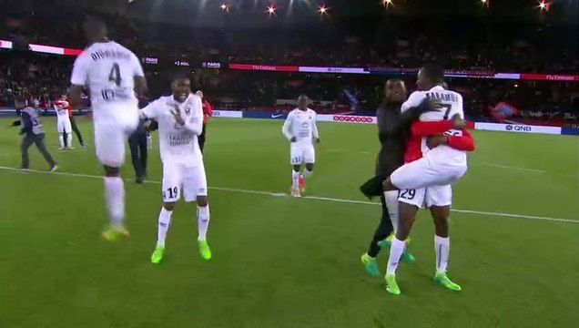 Le Replay du match Paris SG 1-1 SMCaen (J38 2016/2017)