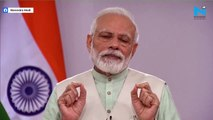 PM Modi asks people to light lamps, candles and diyas for 9 minutes at 9 PM on Sunday