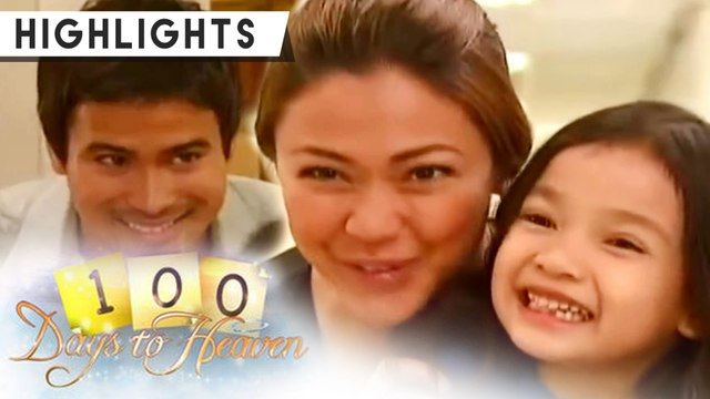 Mr. Villanueva gets entertained by Anna | 100 Days To Heaven