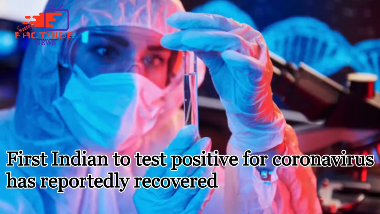 First Indian coronavirus patient recovers  Coronavirus Outbreak Latest Update #COVID-19-NEWS