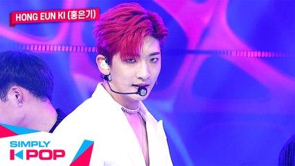 [Simply K-Pop] HONG EUN KI(홍은기) - Breath(숨) _ Ep.408