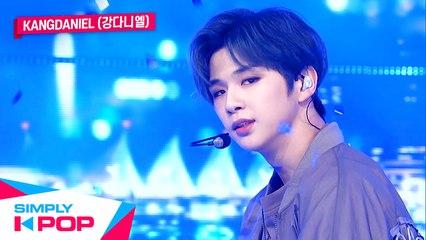 [Simply K-Pop] ❋Simply's Spotlight❋ KANGDANIEL(강다니엘) - Jealous + 2U _ Ep.408