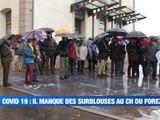 Le CHF de Montbrison manque de surblouses...et c'est urgent ! -  Reportage TL7 - TL7, Télévision loire 7