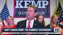 Georgia's Governor Breaks The Stupidity Meter