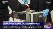 Coronavirus: certains malades ont-ils attrapé le covid-19 lors des municipales ?