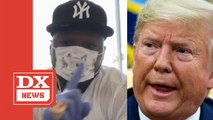 50 Cent Sends Shots To Donald Trump On Instagram