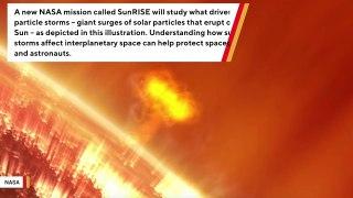 New NASA Mission Will Unlock Mysteries Of Solar Storms