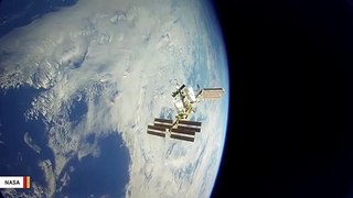 Astronaut Captures Earth's Third Highest Mountain From Space Station