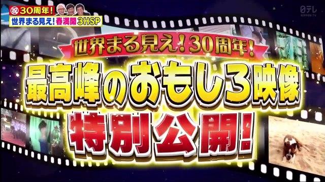 世界まる見え!テレビ特捜部 2020年3月30日 3時間SP 30周年SPにさんまが登場!-(edit 1/3)
