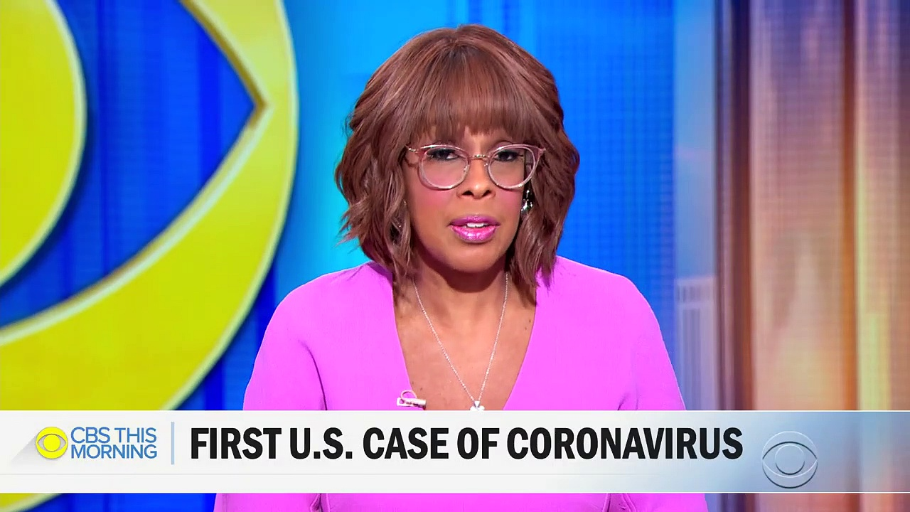Breaking News Coronavirus case discovered in U.S. as China death tol
