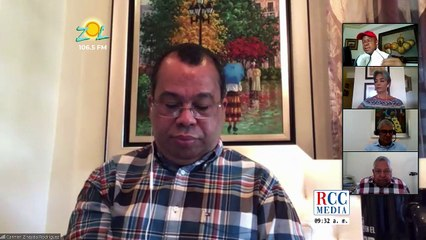 Congresista  Adriano Espaillat informa sobre la situación de los EEUU