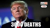 Deadliest day US coronavirus death toll rises past 3,000