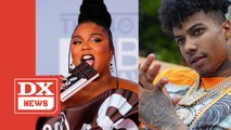 Lizzo Sends Blueface A Personalized Thirst Trap On Instagram