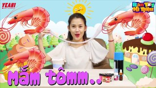 Bàn Tay Kỳ Diệu 9 Slime Bơ Lollipop Lollipop