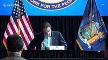 New York Governor Andrew Cuomo calls for bipartisan cooperation in fight against coronavirus