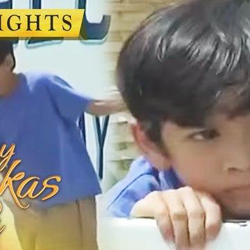 Santino runs away from the orphanage   May Bukas Pa