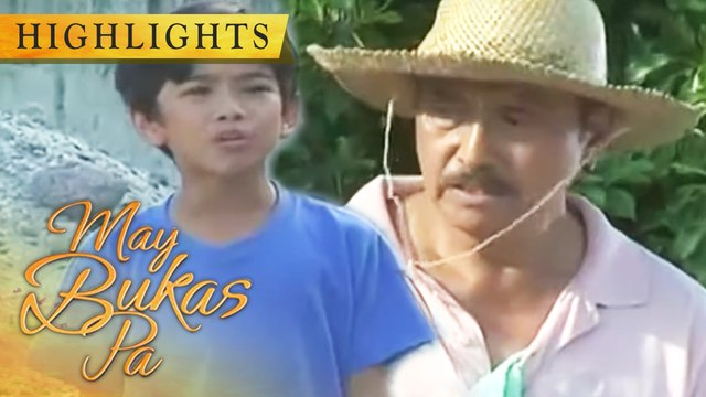 Santino meets Lolo Berting | May Bukas Pa