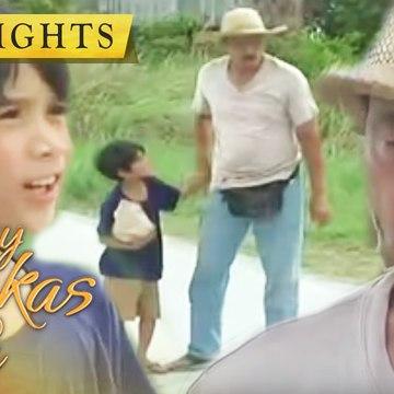 Lolo Berting helps Santino in returning to Bagong Pag-asa   May Bukas Pa