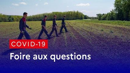 COVID-19 : les réponses à vos questions sur l'enseignement agricole
