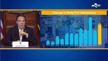 Gov. Cuomo gives coronavirus update from New York