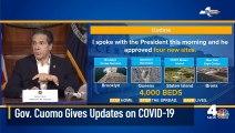 Gov. Cuomo Updates on NY Coronavirus Response