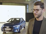 Interview de Niklas Schreier, directeur produit Audi A3 Sportback (2020)
