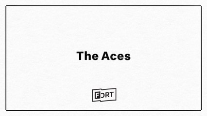 The Aces - Digital FADER FORT