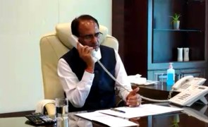 MP CM orders tracing of 107 people who attended Tablighi Jamaat in Delhi
