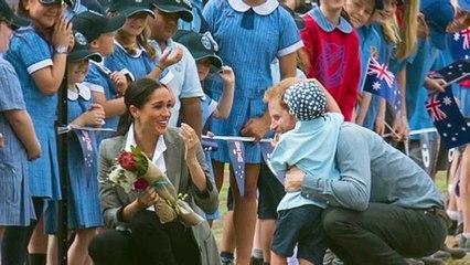 Los mejores momentos del príncipe Harry y Meghan Markle