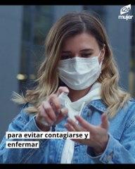 ¿Por qué el jabón es efectivo contra el coronavirus?