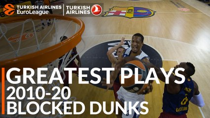 Greatest Plays, 2010-20: Blocked Dunks