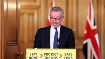 Coronavirus : Micheal Gove says'thousands' of new ventilators will begin production over the weekend