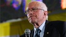 Sanders Sees Narrow Path