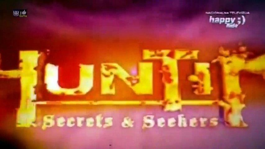 Huntik na srpskom | Hantik 25 epizoda Božanstvena komedija