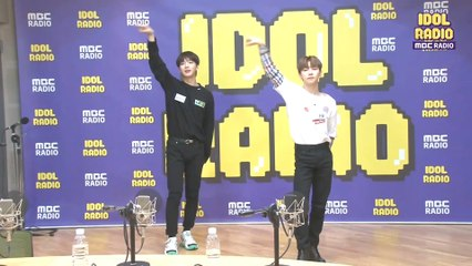 [IDOL RADIO] Young Min&Jeon Woong ★★medley dance★★ 20200331