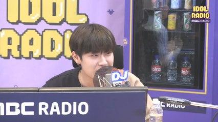 [IDOL RADIO] Woo-jin mpersonate an actor! 20200331