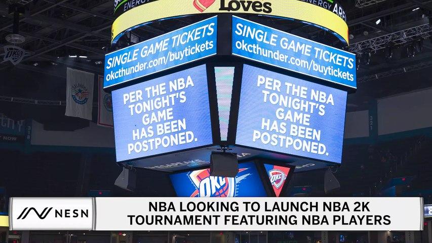 NBA Launching NBA 2K Tournament Featuring League's Players