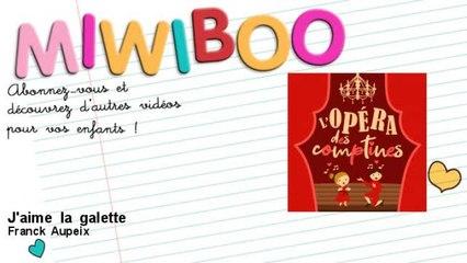 Franck Aupeix - J'aime la galette - feat. Eloïse Chadourne