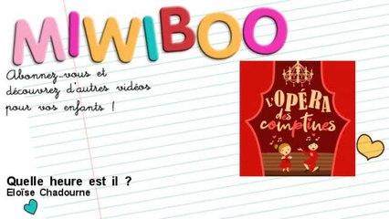 Eloïse Chadourne - Quelle heure est il ? - feat. Franck Aupeix