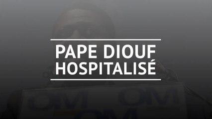 Coronavirus - Pape Diouf hospitalisé !