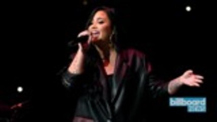Demi Lovato Reveals New Fabletics Line to Donate Money to Frontline Workers | Billboard News