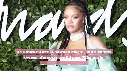 "Rihanna revealed why she canceled her 2016 Grammys performance ""in the middle of hair and makeup"""