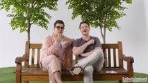 Noah Reid Explains 'Pretty Woman' to Dan Levy - Even Though He's Never Seen It