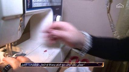 كمامات مفعمة بالحياة.. الحجر الصحي أصبح مصدر إلهام لأسرة جزائرية