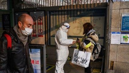 Trung Quốc kiểm soát ca mắc Covid-19 không triệu chứng