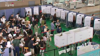 [INCIDENT] 18 year old voters ahead of the first election., 생방송 오늘 아침 20200401