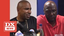N.O.R.E. Defends His Controversial 'Drink Champs' Interview With Lamar Odom