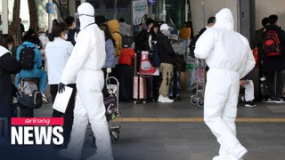 All arrivals to S. Korea to self-quarantine for 2 weeks