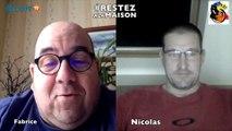 #ALaMaison avec Nicolas Argoud coach du DMBC - 01 Avril 2020